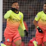 Manchester City secure late gasp winner against Leicester