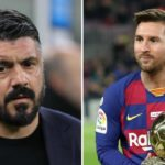 Gennaro Gattuso opens up on man marking Lionel Messi