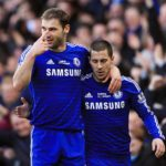 Branislav Ivanovic tips Eden Hazard for the success at Santiago Bernabeu