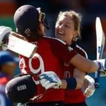 Heather Knight scripts history, becomes the first batswoman to score a hundred in all three formats