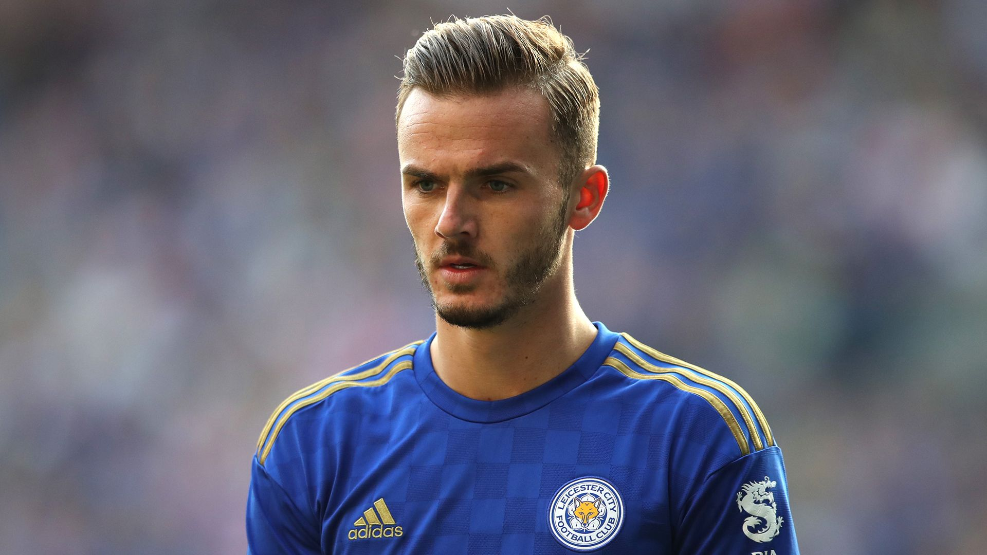 james maddison leicester