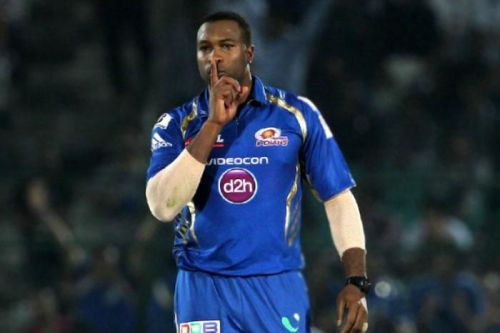 Kieron Pollard Best Bowler for Mumbai Indians