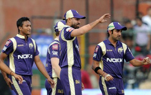 kkr in IPL 2011