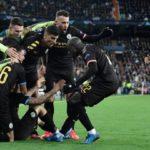 Manchester City stun Real Madrid at Santiago Bernabeu