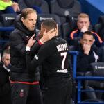 PSG boss Thomas Tuchel takes a dig on Kylian Mbappe