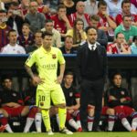 Manchester City manager believes that Barcelona have tough times ahead when Messi leaves Camp Nou