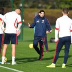 Frenchman busts up with his manager Mikel Arteta, just to see himself left out of the squad