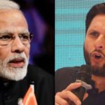 Shahid Afridi Gives Shocking Comments on PM Narendra Modi