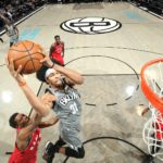 Brooklyn Nets snapped Raptors' 15-game win streak, beat the champions 101-91