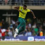 Lungi Ngidi Tries to Get Back in Form Post Injury