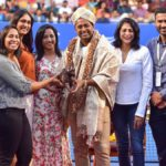 Leander Paes walks into the sunset, given rousing farewell at Bengaluru Open