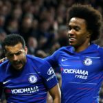 Pedro and Willian won't leave despite Ziyech's arrival: Lampard