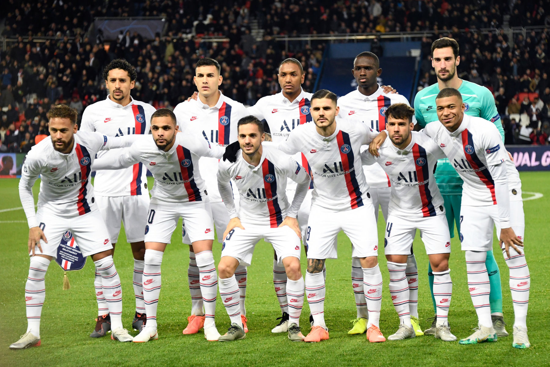 Paris Saint Germain History Ownership Squad Members