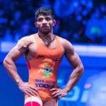 Wrestler Ravinder Kumar banned for four years for doping