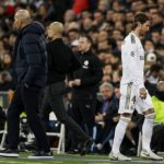 Real Madrid to appeal red card shown to Sergio Ramos