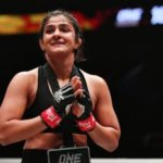 Ritu Phogat: My dream is to give India its first-ever MMA world champion
