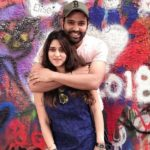 Rohit Sharma posts an adorable message for wife Ritika Sajdeh on Valentine's Day