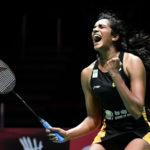P V Sindhu wins third successive ESPN's Female Sportsperson of the Year award