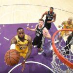 NBA - LeBron James go berserk from 3-point range as Lakers beat Spurs