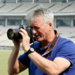 Steve Waugh is on a discovery mission in India