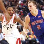 NBA trade: Phoenix Suns want Detroit Pistons' Luke Kennard