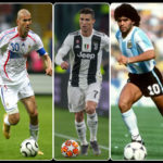 Best Football Players in The World Ever