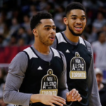 D'Angelo Russell fires back at Friedell after he calls him and Towns not good enough
