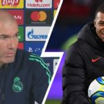 PSG striker Kylian Mbappe opens up about his car journey with Zinedine Zidane