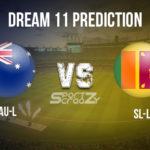 AU-L vs SL-L Dream11 Prediction, Live Score & Australia Legends Vs Sri Lanka Legends Dream11 Team:  Road Safety World Series T20 2020