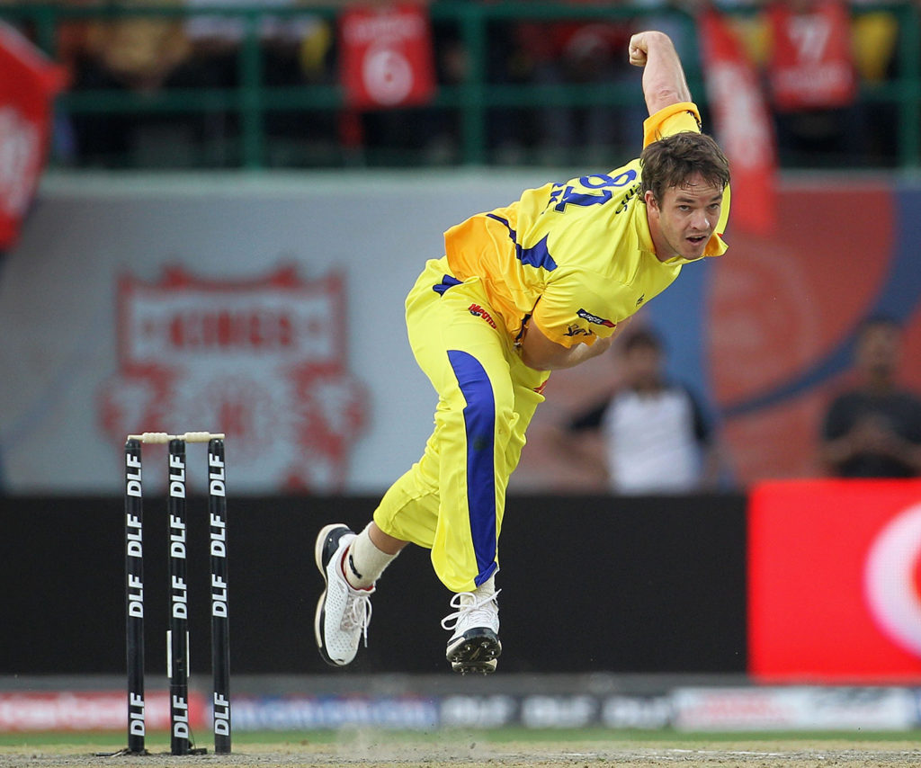 Albie Morkel Best Bowlers for CSK