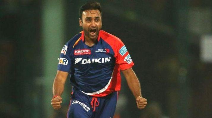 Amit Mishra Best Bowler for Delhi Capitals