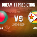 BAN vs ZIM Dream11 Prediction, Live Score & Bangladesh vs Zimbabwe Dream11 Team: Zimbabwe tour of Bangladesh 2020 - 3rd ODI