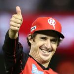 Brad Hogg names the only batsman he thinks is capable of scoring a T20 double century