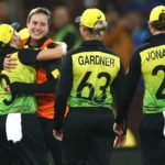 Here's what Ellyse Perry said to her teammates during the T20 World Cup Final