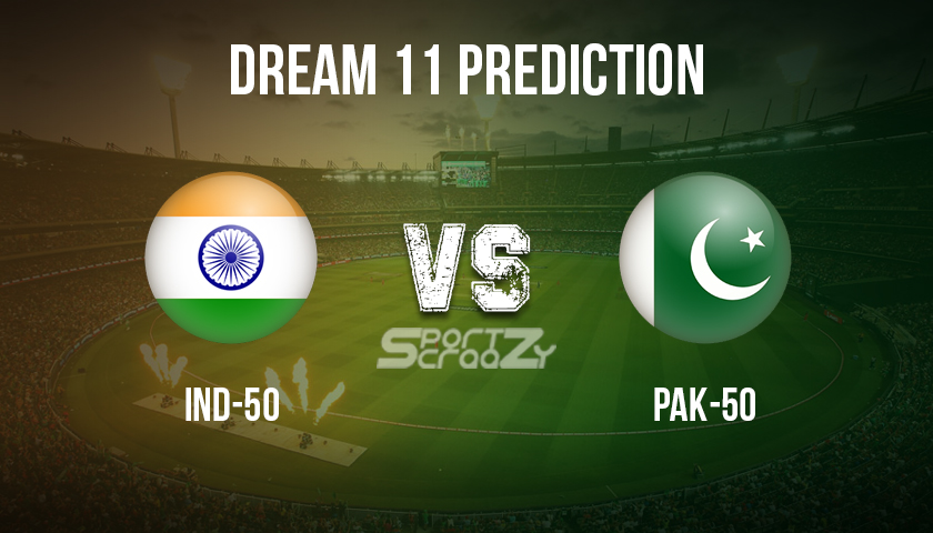 IND-50 vs PAK-50 Dream11 Prediction, Live Score & India Over-50s Vs Pakistan  Over-50s Dream11 Team: Over-50s World Cup 2020