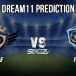 LAF VS PU Dream11 Prediction, Live Score & Los Angeles FC Vs Philadelphia Union Football Match Dream11 Team: Major League Soccer 2019/20
