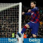 Late Lionel Messi penalty hand Barcelona victory over Real Sociedad