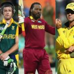 Top 5 Batsmen with the Most Number of Sixes in T20 World Cups