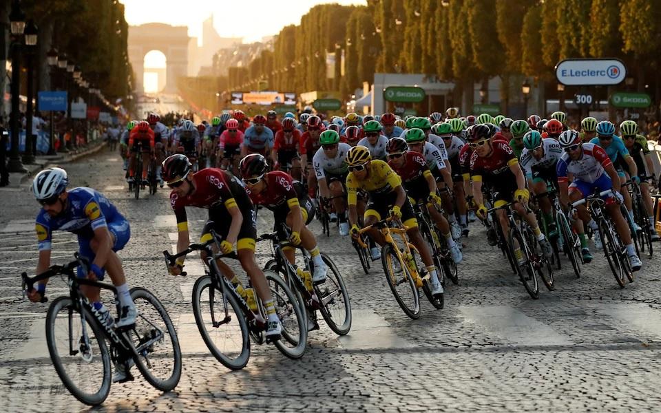 No spectators in Tour De France this summer?