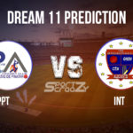 PPT vs INT Dream11 Prediction, Live Score & Pinatar Pirates CC Vs Intellectuals, Cricket Match Dream11 Team: European Cricket League T10 2020