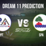 PPT vs SPA Dream11 Prediction, Live Score & Pinatar Pirates CC Vs Sporting Alfas CC, Cricket Match Dream11 Team: European Cricket League T10 2020