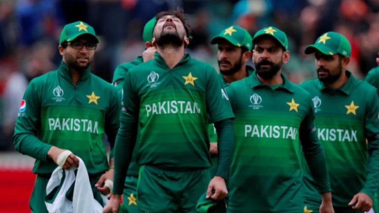 Pakistani National Cricket Team