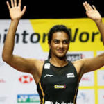 PV Sindhu finds a traditional way of avoiding Corona virus threat