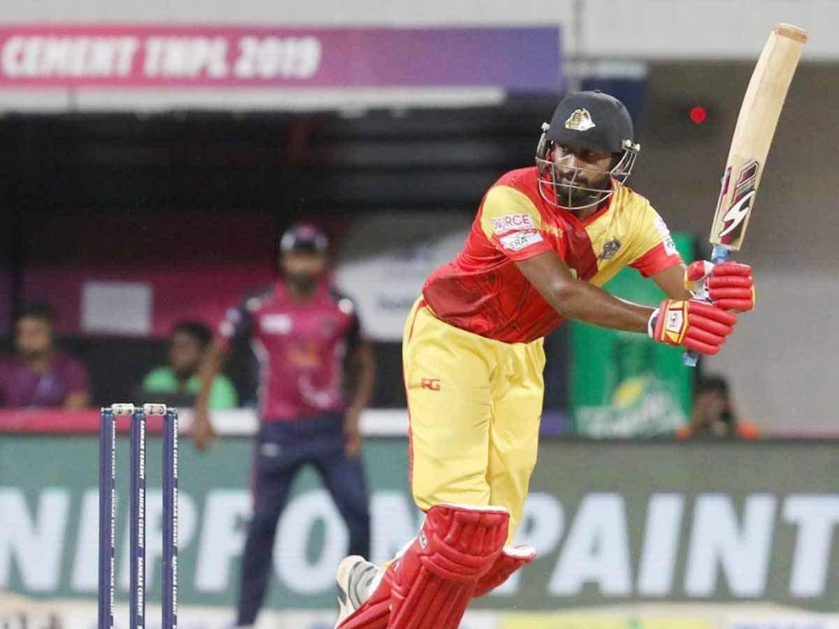 R Sanjay Yadav cricket