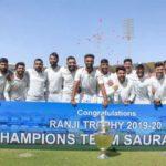 A look at Ranji Trophy winners in last five seasons