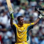 Ricky Ponting reveals he has kept his World Cup 2003 finals bat as a souvenir