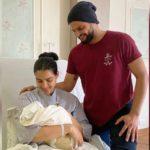Cricketer Suresh Raina and wife Priyanka welcome their second child