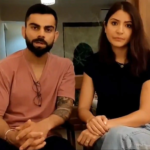Virat Kohli and Anushka Sharma urge fans to stay at home amid the Coronavirus
