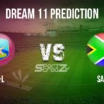 WI-L vs SA-L Dream11 Prediction, Live Score & West Indies Legends Vs South Africa Legends Dream11 Team: Road Safety World Series T20 2020