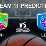 ZUH vs LEG Dream11 Prediction, Live Score & Lineup: Tajikistan Basketball League 2020